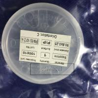 China Single Crystal Ultra Thin Sapphire Wafer , Sapphire Substrate 2 Inch 0.1mm Thickness on sale