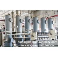 Quality Corn syrup production equipment / corn syrup manufacturing process for sale