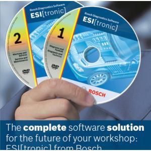 Quality Bosch ESI [tronic] 2013 Q1 for sale