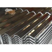 Quality Customized Color Corrugated Aluminum Sheet 1050 1100 3003 8011 For Roofing Panel for sale