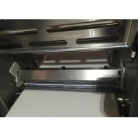 Quality Table Top Electric Bread Dough Sheeter Easy Cleaning Stable Structure for sale