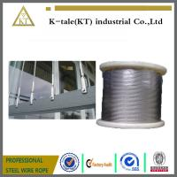 Quality Stainless Steel Wire Rope Balustrade for sale