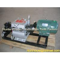 Quality pulling winch Electric Cable Pulling Winch 3T 5T 8T for sale