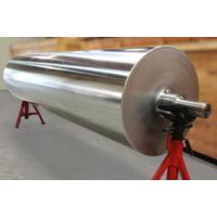 Quality Customized Heat Transfer Rollers High Temperature Resistant Cylinder Heating for sale