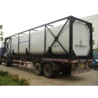 Quality 40ft Asphalt Tank Container for sale