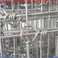 China Tension Deer  Fence Mesh/deer fence for garden/deer fence posts from really factory and trust company on sale