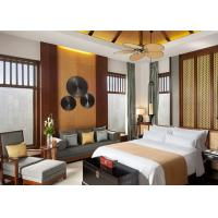 Buy cheap Luxury Suite Furniture Modern Bedroom Furniture Set For Holiday Inn / Resort from Wholesalers