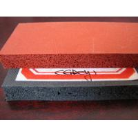 Quality Silicone Sponge Rubber Sheet for sale