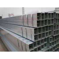 Quality Square Construction Steel Scaffolding Pipe , Galvanized Q195 / Q215 Steel Pipe for sale