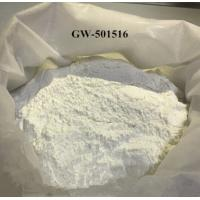 China Yellow Sarms Cardarine Gw501516 Raw Sarms Steroid Powders For Weight Loss on sale