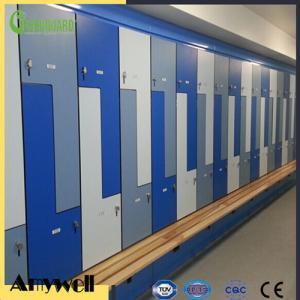 China Amywell waterproof compact laminate locker /personal locker on sale