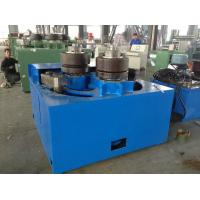 Quality Round Steel Section Bending Machine With Three Driven Rollers for sale