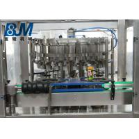 Quality Beverage 8000BPH Tin Can Filling Machine for sale
