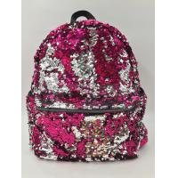 Quality Bling Sequin Backpack , School Bags , Fashion backpack for Teens Women for sale