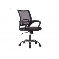 Quality Durable Breathable Mesh Back 48cm Wheeled Computer Chair for sale