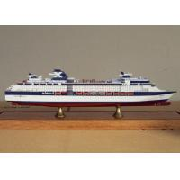 Quality Scale 1:900 Millennium Class Celebrity Summit Cruise Ship 3d Ships Models With Engraving Printing for sale