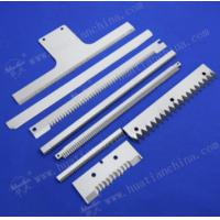China Sewing Blade and Tooth Knives for Cutter on sale