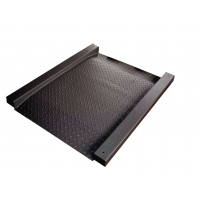Quality 1SQM 5000Kg Warehouse Industrial Platform Scale Tread Plate for sale
