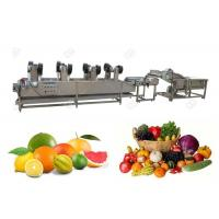 Buy cheap Automatic Vegetable Air Drying Machine Water Remove Machine For Dates,Apple from wholesalers