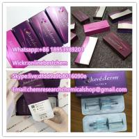Quality 99.9% Purity Juvederm Ultra 4 Injections , 2x1ml Hyaluronic Acid Syringe for sale