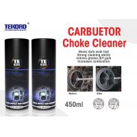 Quality Effective Automotive Carburetor & Choke Cleaner For All Fuel System Components for sale