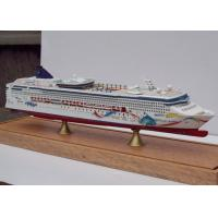 Quality Norwegian Dawn Cruise Ship 3d Model Ivory White Color , Carbon Fibre Hull Material for sale