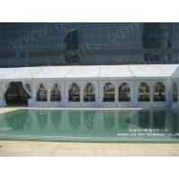 Quality Thailand Promotion 10x20 Big Canopy Marquee Tents for Events with Curtain for sale