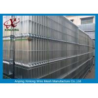Quality High Resistance Welded Wire Mesh Fence Panel Easily Assembled Wire Mesh Fence for sale