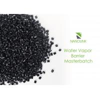 Quality High Efficiency Black Water Vapor Barrier Masterbatch For Food / Beverage for sale
