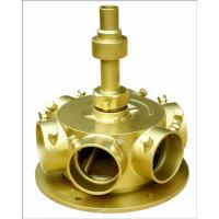 Quality yellow metal sprinkler head for sale