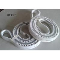 Quality Packing PU Urethane Conveyor Timing Belts AT10 / HTD / STD Type Wear Resistant for sale