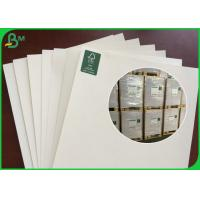 China Adiabatic PE Poly Coated Paper 160G+10G For Making Fast Food Platter Paper Cup on sale