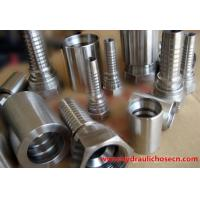 Quality Stainless steel quick joint fittings couplings/ Fast connector pipe fittings for sale