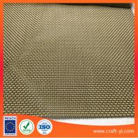 Buy Golden Color Outdoor Mesh Fabrics Patio Furniture Sling Fabric By The  Yard At Wholesale Prices ...