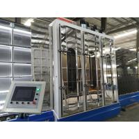 Quality Coating Glass Processing Equipment Automatic Adjust Glass Thickness Soft Brushes for sale