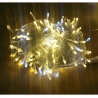 Quality led christmas string lights 70% leds static and 30% leds twinkle for sale