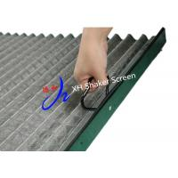 China Oil And Gas Wave Type FLC 500 Rock Shaker Screen For Solid Control System on sale