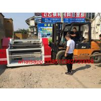 Quality Full Automatic Thermal Paper Roll Slitting Machine , Fax Paper Slitter Rewinder Machine for sale