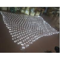 Quality 220v 240v large outdoor christmas lights decorate ceiling led custom made christmas net lights for sale