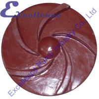 Quality Anti-Corrosive Industrial Slurry Pump Impeller With CE, ISO, Gost-R for sale