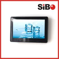 """7"""" Wall Surface Mount Industrial Touch Tablet With PoE Temperature Sensor"""