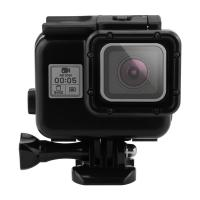 Quality Go Pro Hero5 Accessories Dark Waterproof Housing With Bracket For GoPro Hero 5 for sale