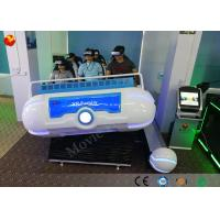 Quality Movie Power 6 Seats Vr Family Game Machine Virtual Reality 220v Theatre Simulator for sale
