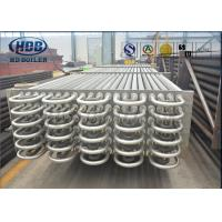 Quality Stainless Steel Boiler Economizer Revamping Modular Heat Exchange System for sale