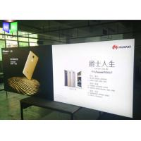 Quality 80 MM Slim Fabric Lightbox Interior Advertising Decoration ROHS Approval for sale