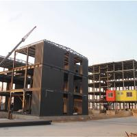 Quality Factory Construction Frame Prefabricated Steel Structure Luxurious Prefab Villa for sale