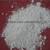 Quality China manufacturer white fused aluminum oxide polishing material JIS#240-10000 for sale
