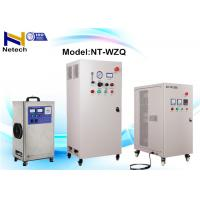 Quality 10 g/h - 60 g/h Industrial Ozone Generator Corona Discharge Technology In Water for sale
