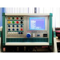 Quality GDJB-PC Microprocessor Protective Relay Test System for Three Phase Relay Testing for sale