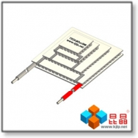 Quality TEC4-247 Series (Cold 15x15mm + Hot 40x40mm) ) Peltier Chip/Peltier Module/Thermoelectric Chip/TEC/Cooler for sale